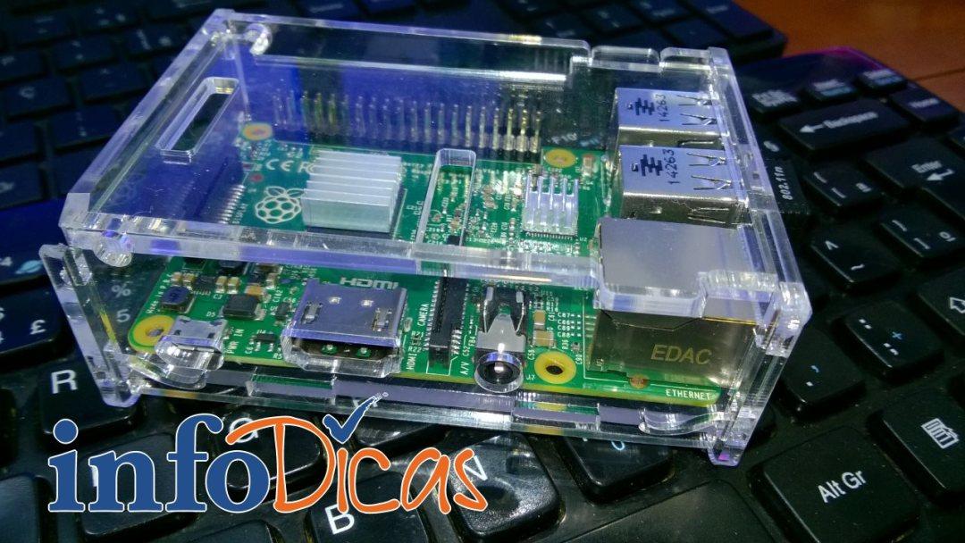 Foto do Raspberry Pi 2