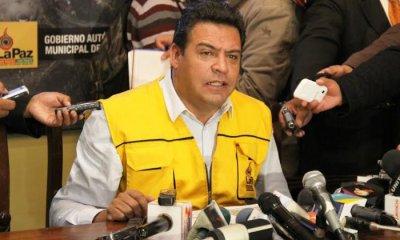 Alcalde de La Paz