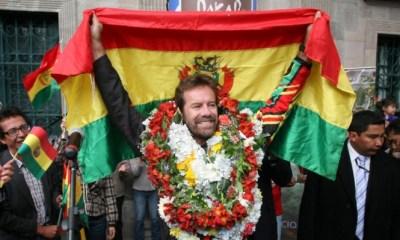 Piloto boliviano Walter Nosiglia