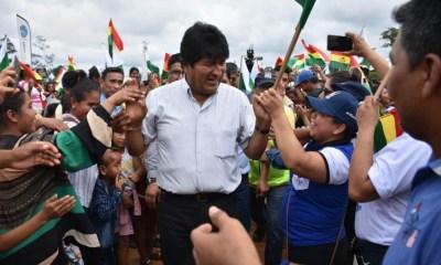 Evo Morales volverá a Bolivia