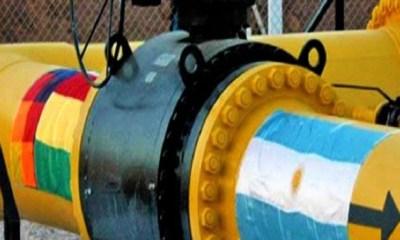 Venta de gas a Argentina
