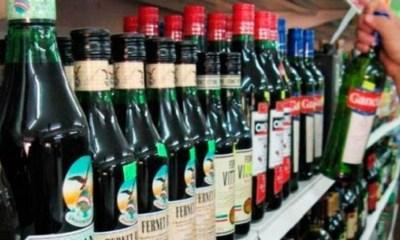 venta de bebidas alcoholicas