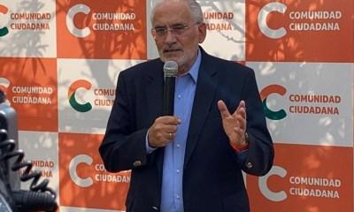 Carlos Mesa opositor