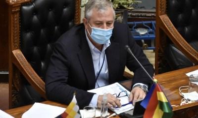 Marinkovic interpelado por crédito FMI