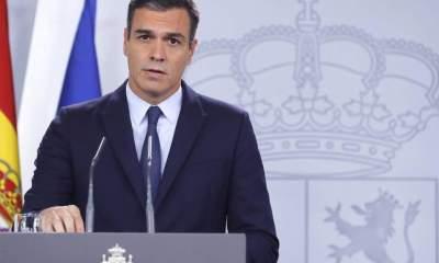 Pedro Sánchez felicitó a Luis Arce