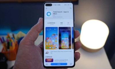 Aplicaciones de Huawei