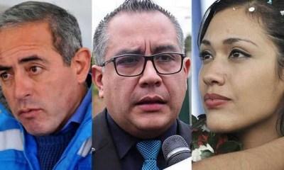 Candidatos del MAS
