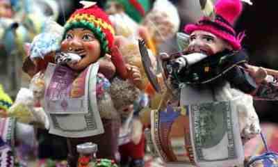 Alasitas en La Paz y El Alto