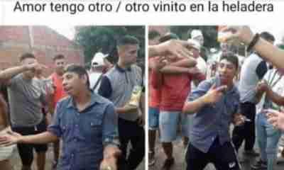 Chucho de Monte Grande baile