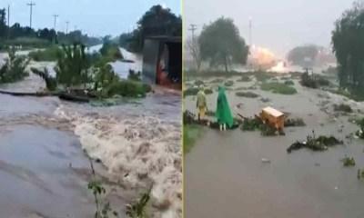 Desastres Bolivia