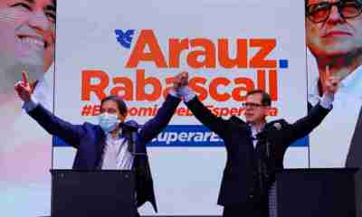 Elecciones en Ecuador hoy