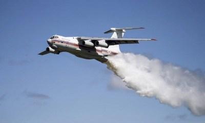 Avión bombero