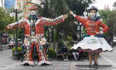 Carnaval paceño