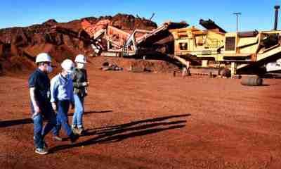 Empresa siderúrgica