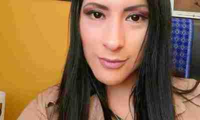 Wilma Alanoca candidata del MAS en El Alto