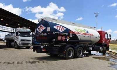 Abastecimiento de combustible