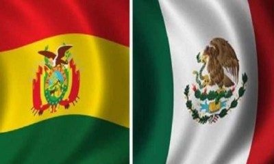 intercambio de hermanos mexicanos y bolivianos