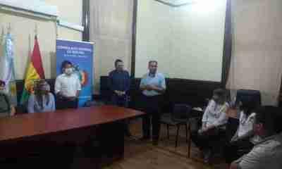 Consulado General de Bolivia en Buenos Aires