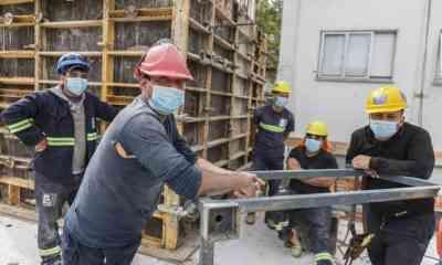 Día del Obrero Constructor
