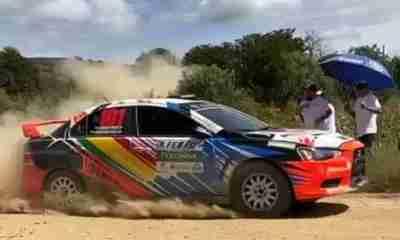 Ganador del Rally de La Concordia 2021