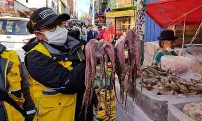 venta de pescados y mariscos