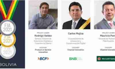 Premio Platino al Banco de Crédito BCP
