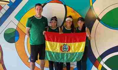 Bolivia en Sudamericano de Paraguay