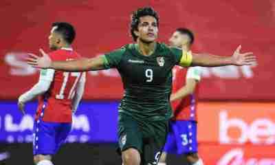 Gol de Marcelo Martins a Chile