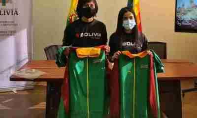 Bolivianos en el Mundial de Skyrunning