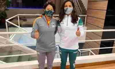 Nanadadores bolivianos en Juegos Olímpicos Tokio