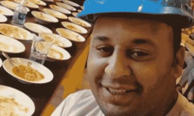 Comio 15 platos de pasta