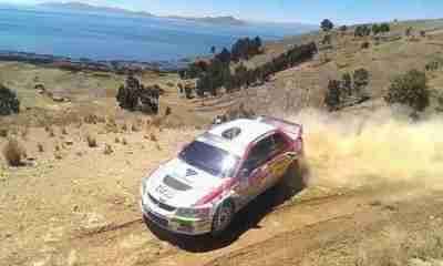 Rally Lago Sagrado