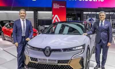 Nuevo auto eléctrico de Renault