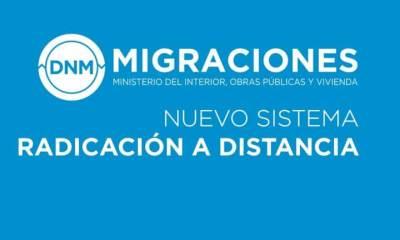 Radicación online para bolivianos