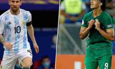 Messi y Martins