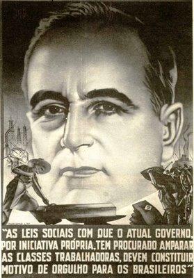 Resultado de imagem para propaganda oficial de getúlio no estado novo