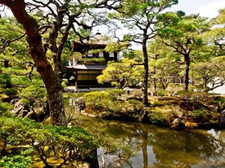 Jardim Japonês. Foto: nui7711 / Shutterstock.com