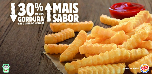 Satisfries Burguer King