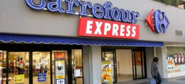 Franquia carrefour express abre nova loja em madrid - Carrefour oficinas centrales madrid ...