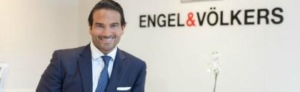 Engel & Völkers tem novo diretor-geral para a Península Ibérica