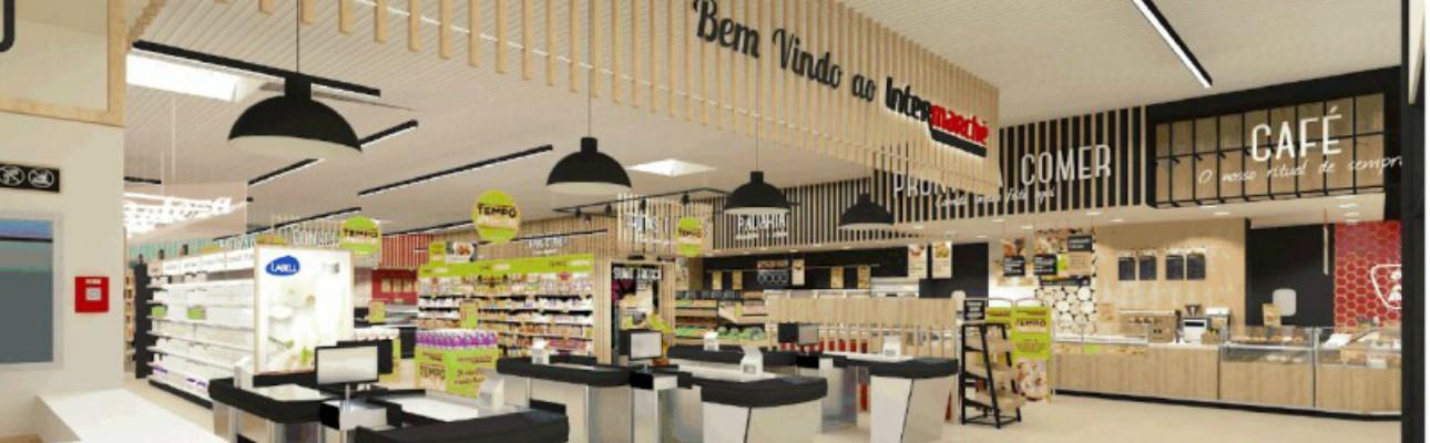 Intermarché abre nova loja e cria 55 postos de trabalho
