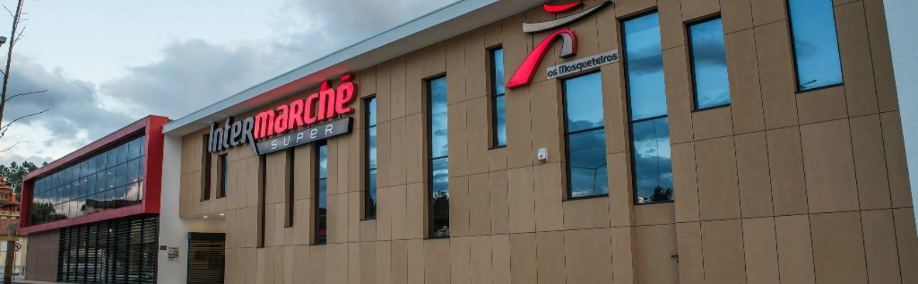 Intermarché investe 5 milhões de euros em nova loja