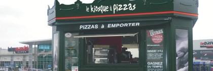 """Le Kiosque à Pizzas considerada """"uma das preferidas"""" em França"""