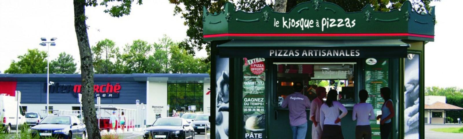 Le Kiosque à Pizzas cresce 12% em julho