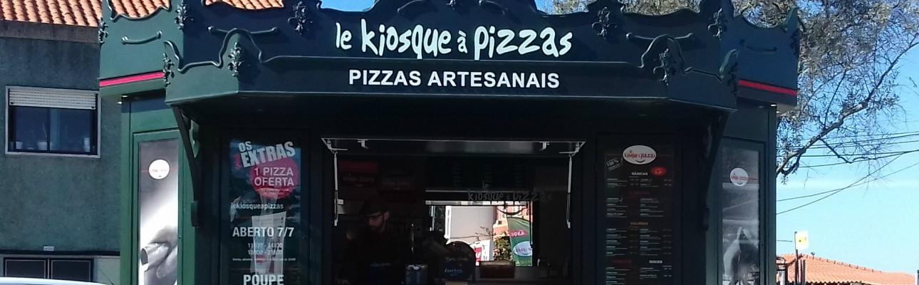 Le Kiosque à Pizzas chega às Caldas da Rainha