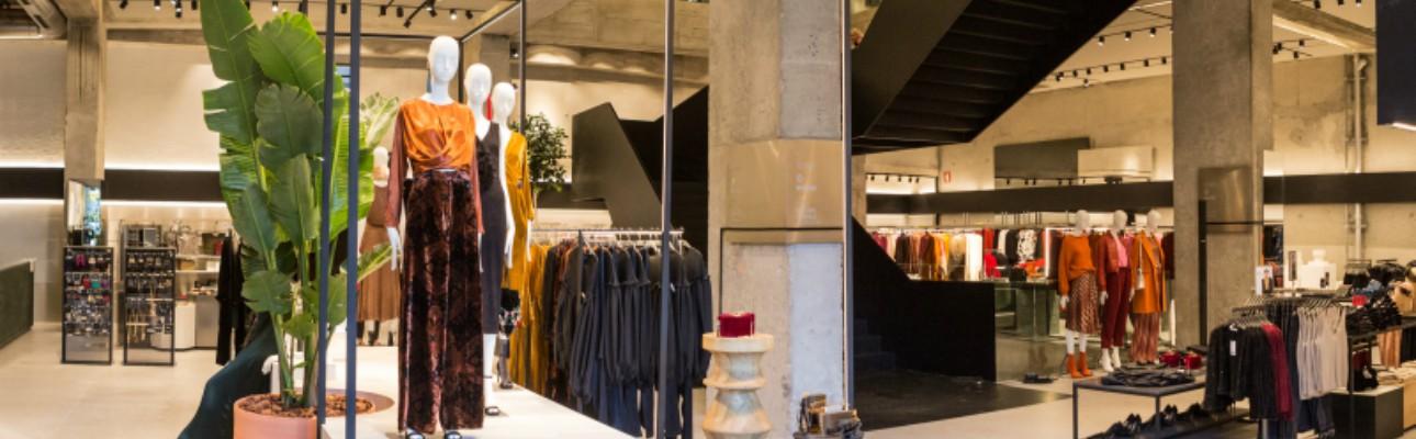 Mango inaugura investimento de 2,6 M€ em Lisboa