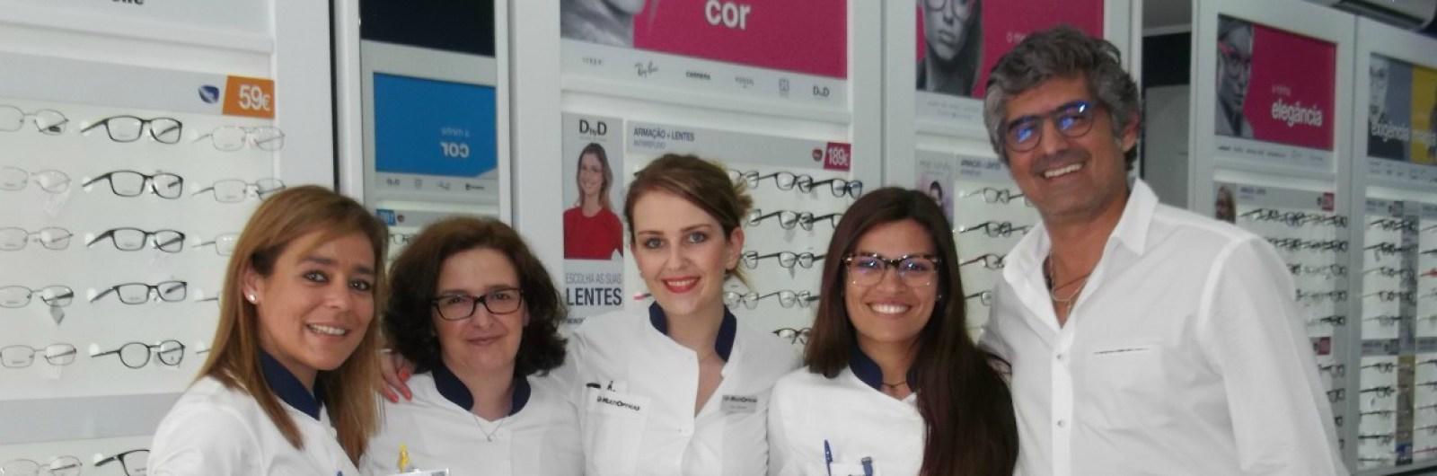 Franchising MultiOpticas abre nova loja em Rio Tinto