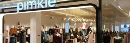 Lojas Pimkie vão expandir em franchising