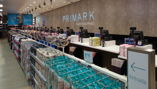 Primark norte shopping
