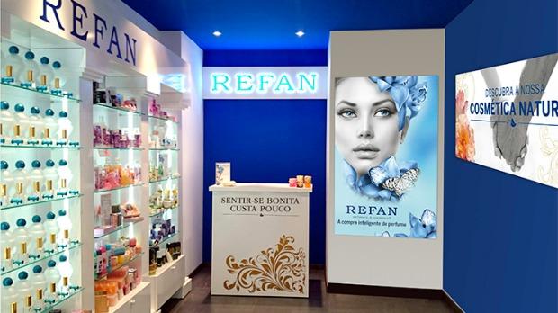 Refan lança novo modelo de negócio